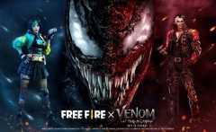 `Free Fire` hadirkan konten & misi baru `Venom: Let There Be Carnage`